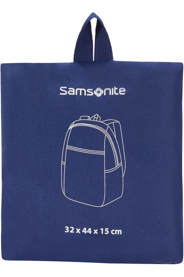 Samsonite Global Ta Foldable Backpack  Midnatsblå