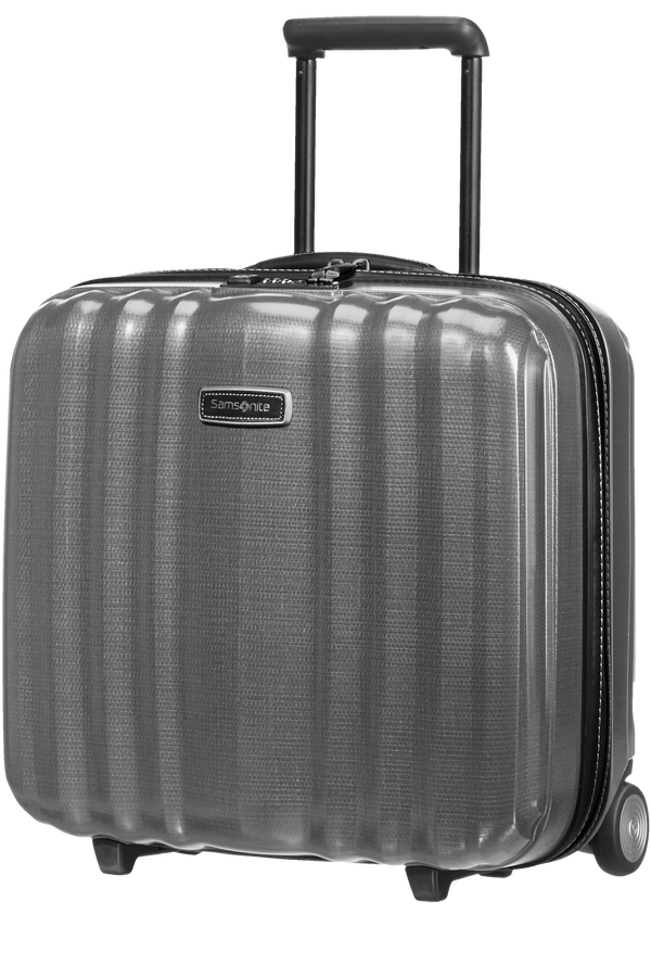 Samsonite Lite-Cube DLX Rolling Tote Plus 39.6cm/15.6inch  Eklipsegrå