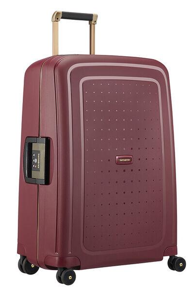 S'Cure DLX Kuffert med 4 hjul 69cm