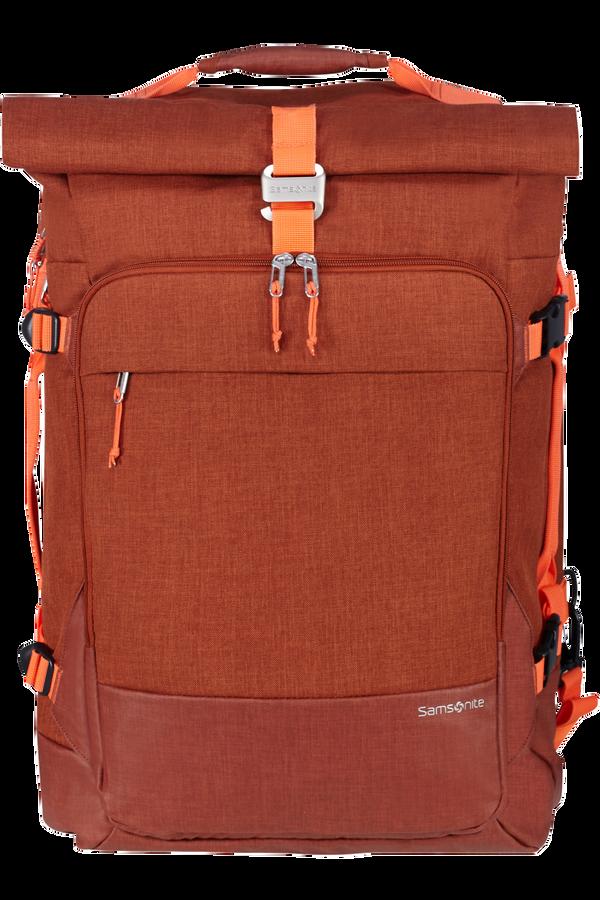 Samsonite Ziproll Duf.55/22 3-Way Boardcase  Brændt orange