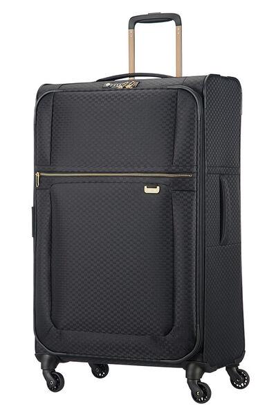 Uplite Ekspanderbar kuffert med 4 hjul 78cm