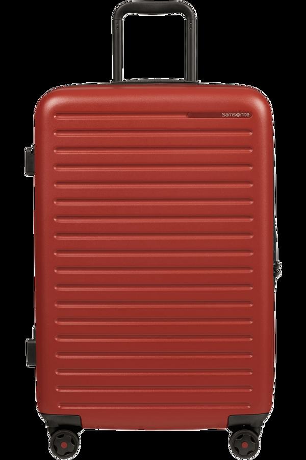 Samsonite Stackd Spinner 68cm  Rød