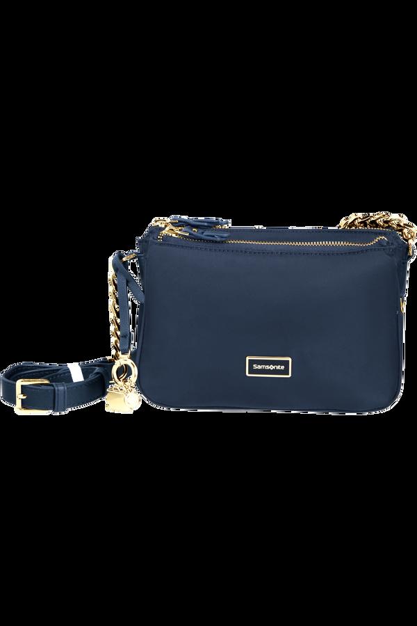 Samsonite Karissa 2.0 H. Shoulder Bag 3 Compartments S  Midnatsblå
