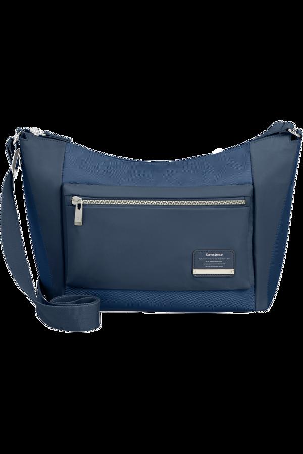 Samsonite Openroad Chic Shoulder Bag + 2 Pkts M  Midnatsblå