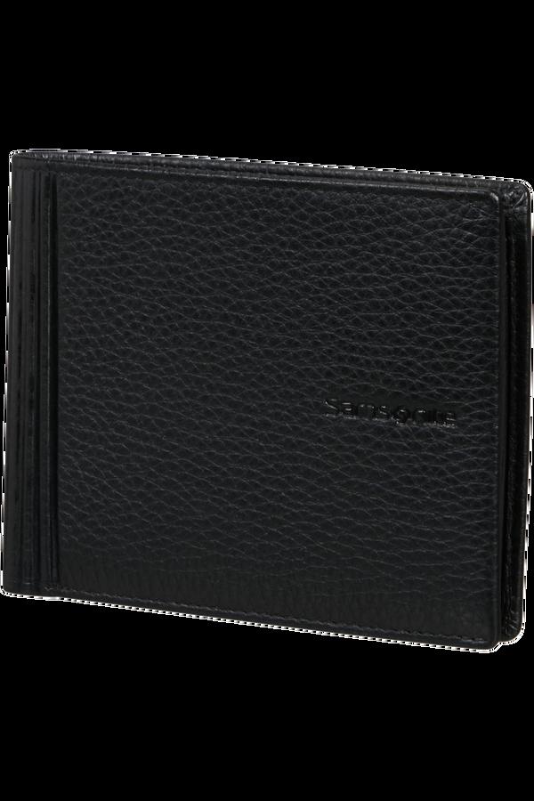 Samsonite Double Leather Slg 015 - B 4CC+2C+C  Sort