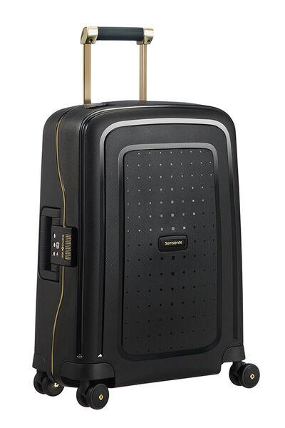 S'Cure DLX Kuffert med 4 hjul 55cm