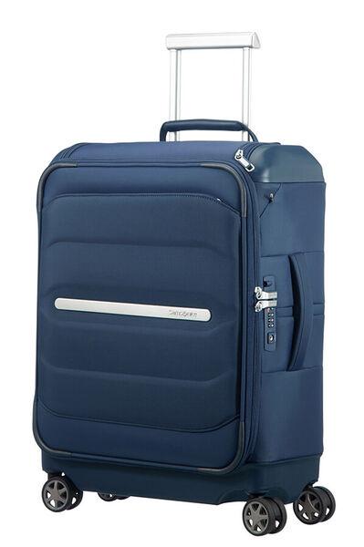 Flux Soft Kuffert med 4 hjul 55cm