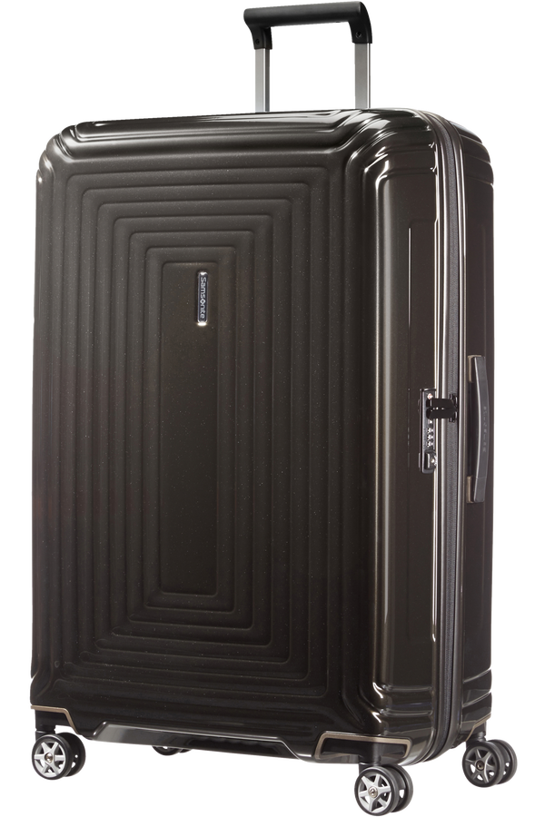 Samsonite Neopulse Spinner 75cm Metallisk sort