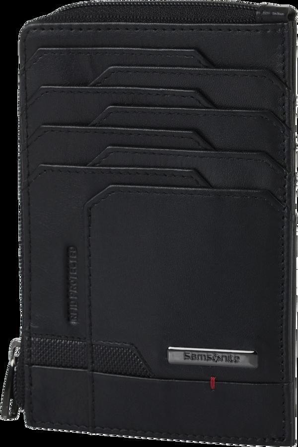 Samsonite Pro-Dlx 5 Slg 727-All in One Wallet Zip  Sort