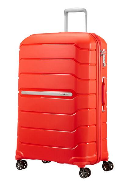 Flux Spinner (4 hjul) 75cm Tangerine Red
