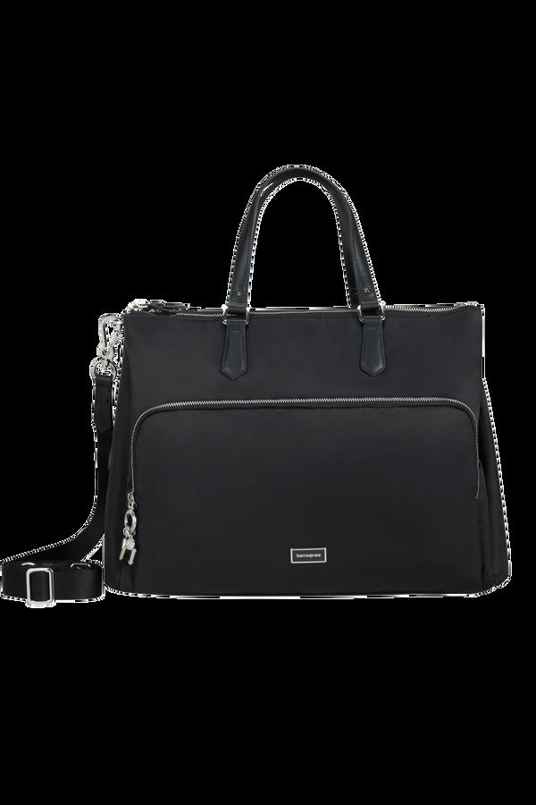 Samsonite Karissa Biz 2.0 Org. Shopping Bag 3 Comp.  14.1inch Sort