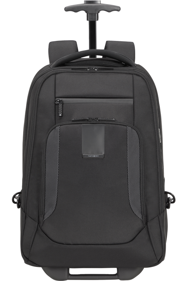 Samsonite Cityscape Evo Laptop Backpack with Wheels  15.6inch Sort