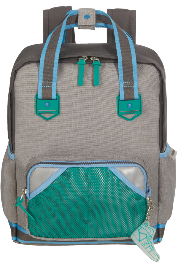 Samsonite Sam School Spirit Backpack M  Grey Glacier