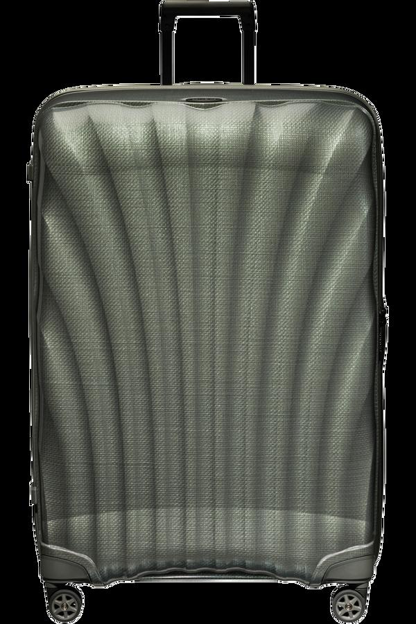 Samsonite C-Lite Spinner 86cm  Metallisk grøn