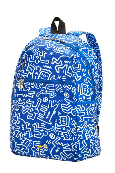 Travel Accessories Rygsæk Graffiti Blue