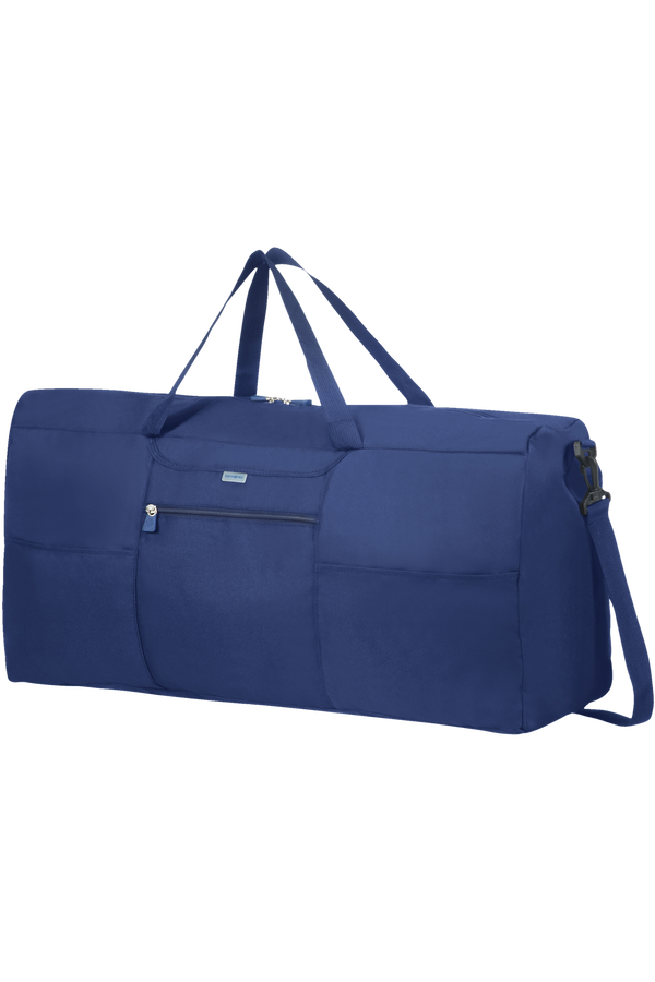 Samsonite Global Ta Foldable Duffle XL  Midnatsblå