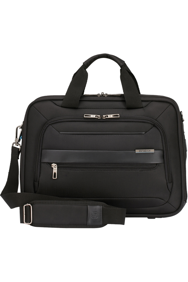 Samsonite Vectura Evo Lapt.Bailhandle  14.1inch Sort
