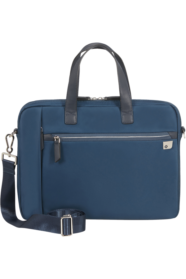 Samsonite Eco Wave Bailhandle  15.6inch Midnatsblå