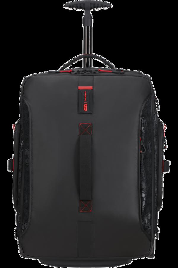 Samsonite Paradiver L Star Wars Duffle with Wheels Backpack Star Wars 55cm  Darth Vader Black Mesh