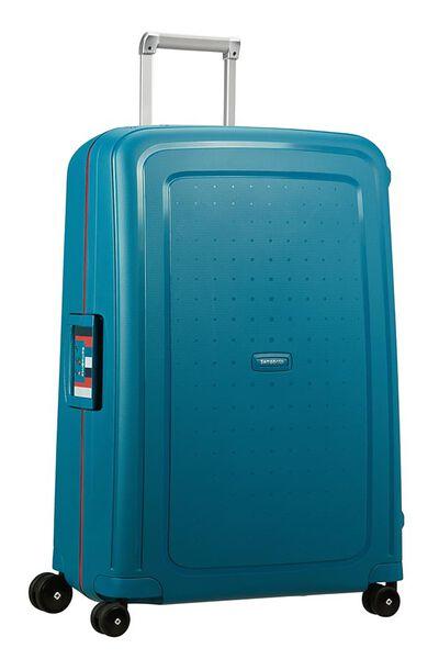 S'Cure Kuffert med 4 hjul 75cm