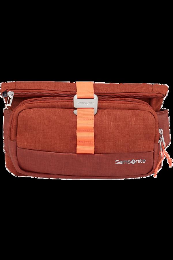 Samsonite Ziproll Belt Bag  Brændt orange