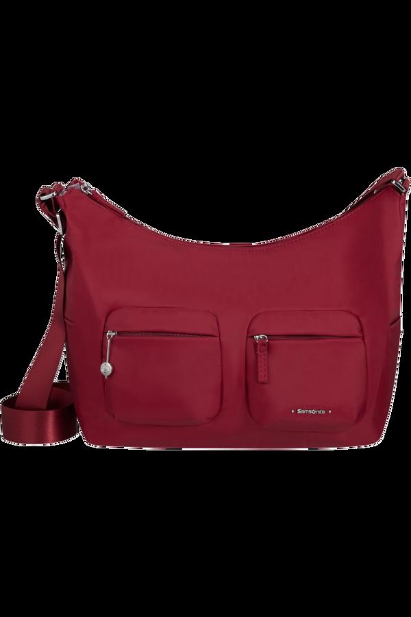 Samsonite Move 3.0 Shoulder Bag + 2 Pockets M  Efterårsrød