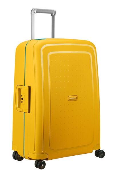S'Cure Spinner (4 hjul) 69cm Pineapple Yellow/Caribb.Blue