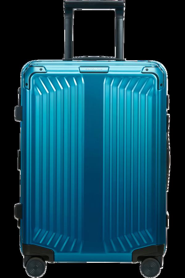 Samsonite Lite-Box Alu Spinner 55cm  Gradient Blue