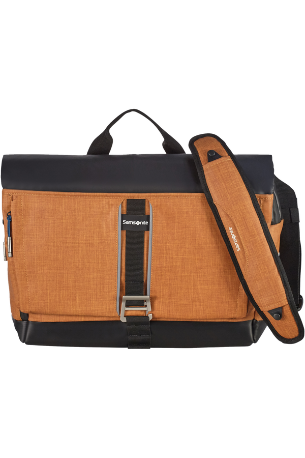 Samsonite 2WM Messenger M 15.6inch Saffron