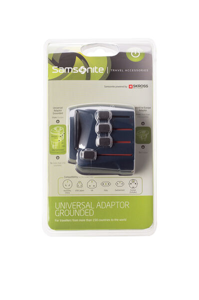 Travel Acc.Essential Adapter