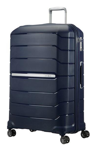 Flux Ekspanderbar kuffert med 4 hjul 81cm