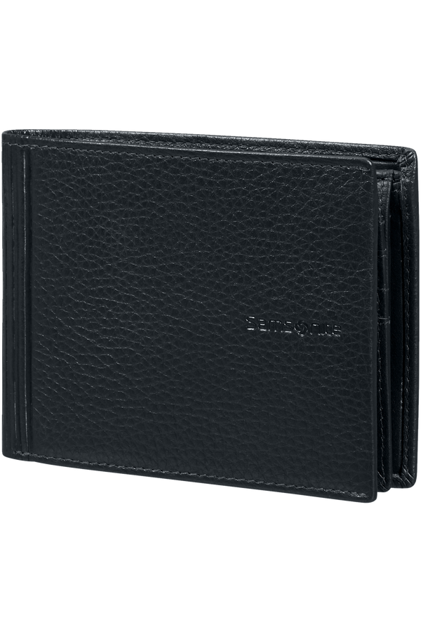Samsonite Double Leather Slg 007 - B 7CC+VFL+C+2C+W  Sort