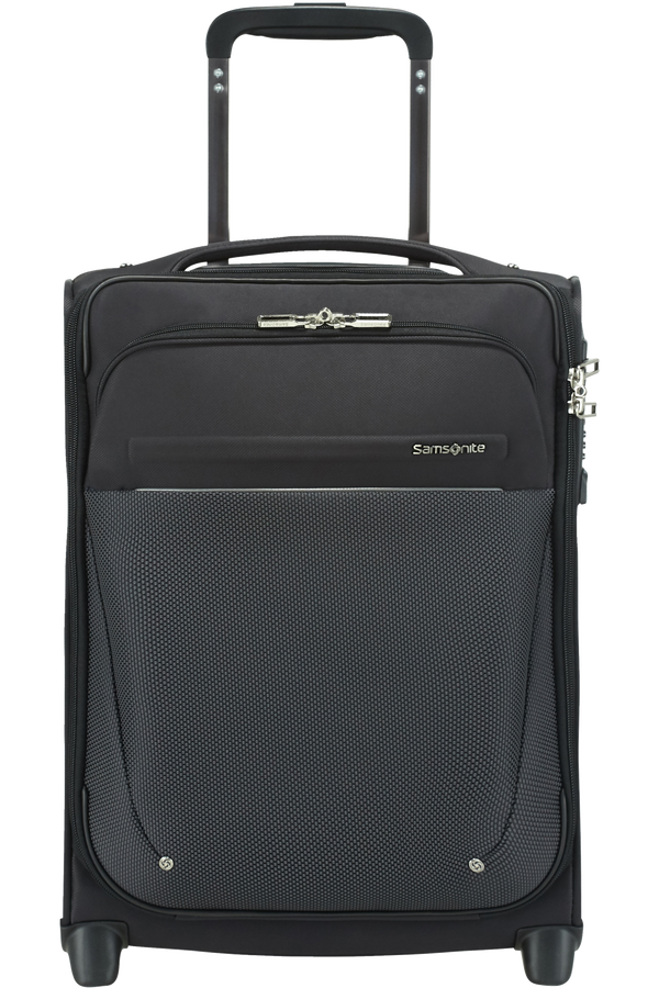 Samsonite B-Lite Icon Upright Underseater USB 45cm  Sort