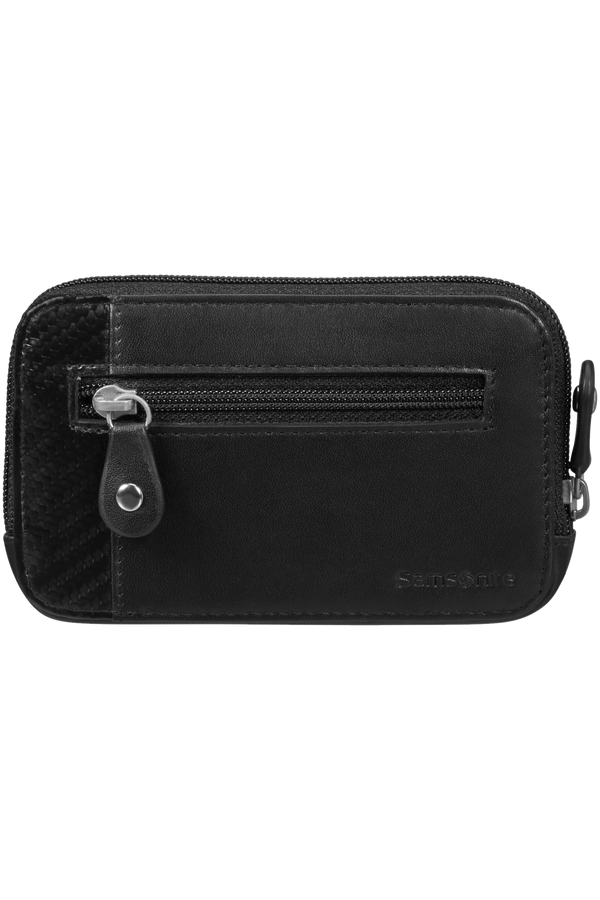 Samsonite S-Derry 2 Slg 524-Z Round Key Pouch+2R  Sort
