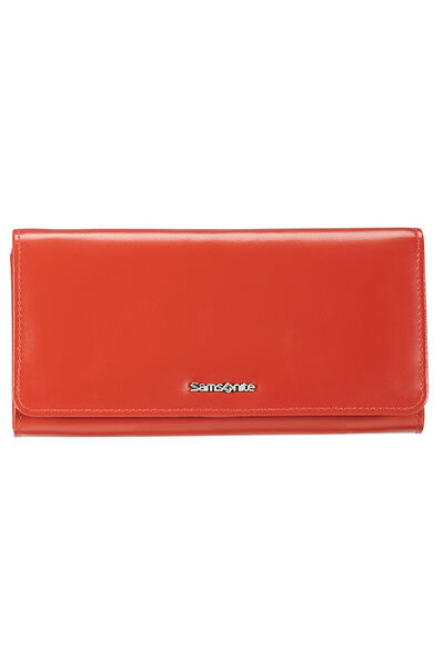 Lady Chic II SLG Pung/tegnebog Coral Red