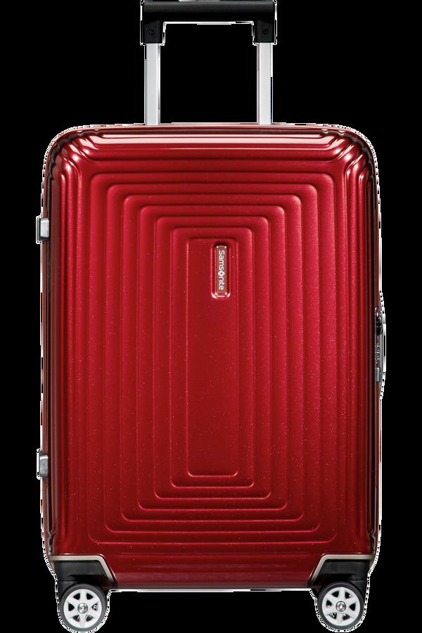 Samsonite Neopulse Spinner 55/23 cm  Metallisk rød