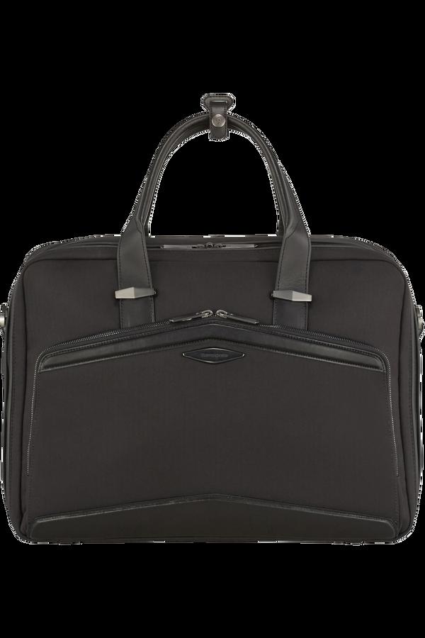 Samsonite Selar Shoulder Bag 24H  Sort