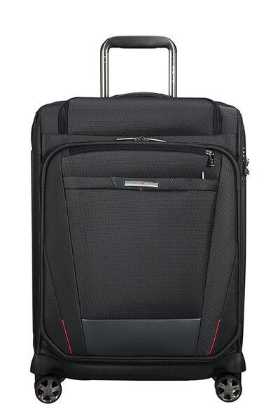 Pro-Dlx 5 Kuffert med 4 hjul & toplomme 56cm