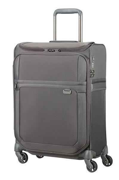 Uplite Kuffert med 4 hjul & toplomme 55cm