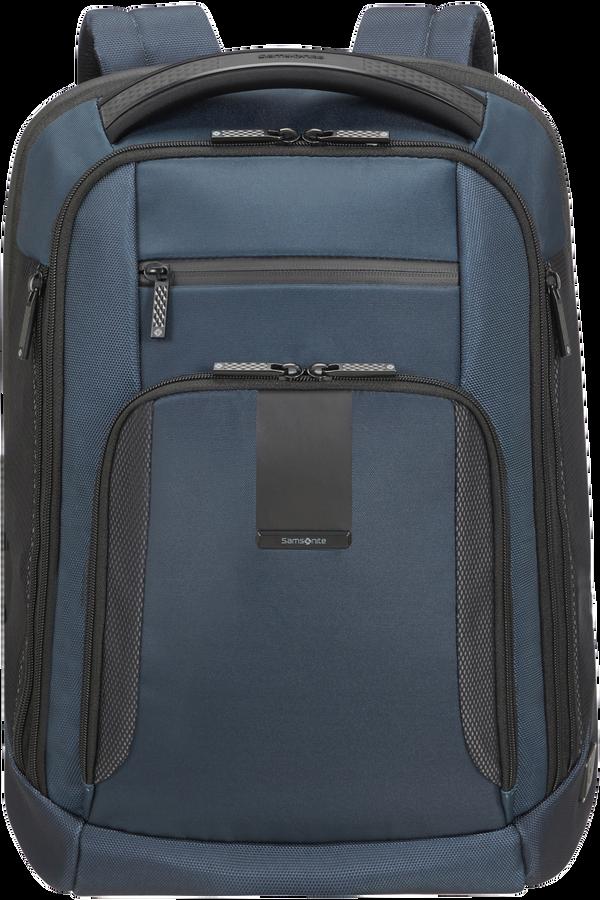 Samsonite Cityscape Evo Laptop Backpack Expandable  17.3inch Blå