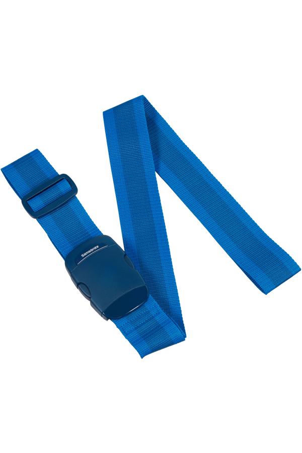 Samsonite Global Ta Luggage Strap 50mm Midnatsblå