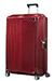 Lite-Box Kuffert med 4 hjul 81cm Deep Red